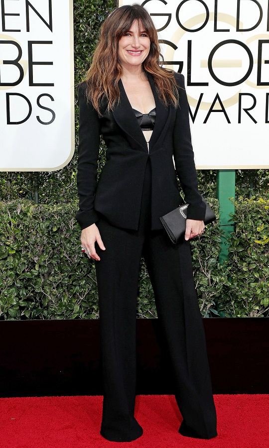 Mandatory Credit: Photo by Jim Smeal/BEI/Shutterstock (7734775bp) Kathryn Hahn 74th Annual Golden Globe Awards, Arrivals, Los Angeles, USA - 08 Jan 2017