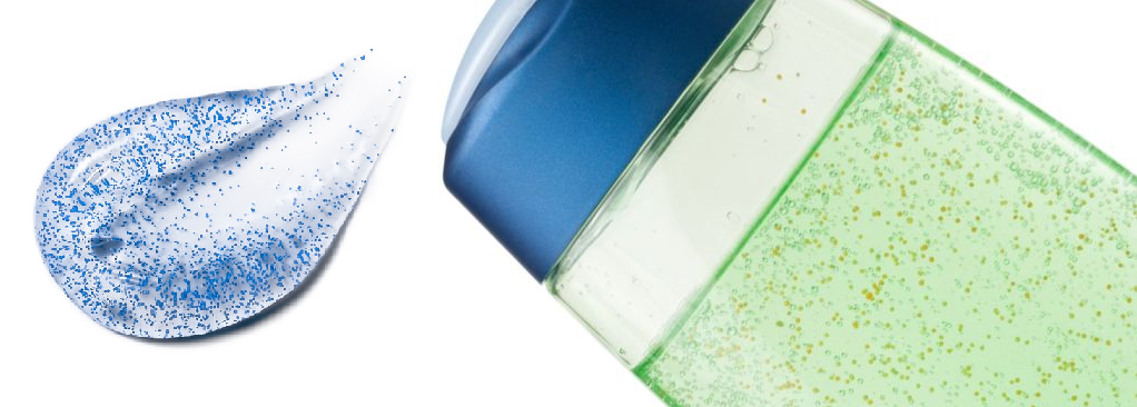 toothpaste microbeads