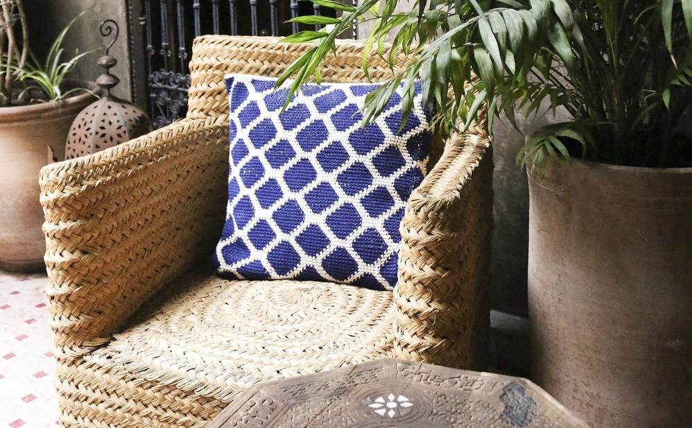 Rabat Cushion 07