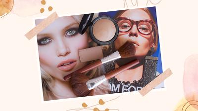 tutorial modelowanie konturowanie makijażem